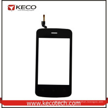 1 Day Shipping Mobile Phone Parts Black Touch Digitizer Screen For Fly E157