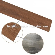 Pisos de vinilo de madera seca de grano seco