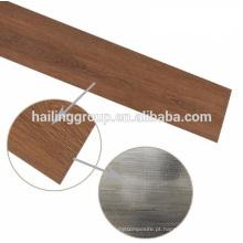 Revestimento de vinil seco de madeira
