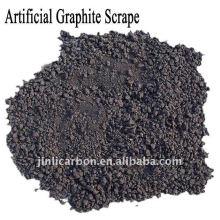 Graphite electrode scraps/GES