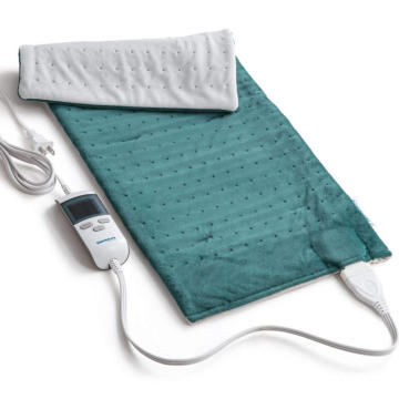 UL Approved Full Washable Moist Dry Heating Pad With Digital LCD Controller FDA Registered For Cramps