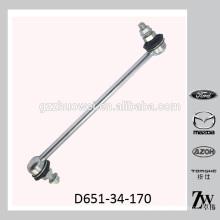 Lien de stabilisateur de suspension de voiture pour MAZDA 323, MAZDA 2 D651-34-170