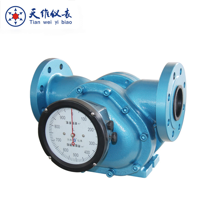 mechanical Diesel Fuel Oil Unloading Flow Meter