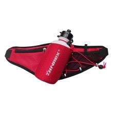 Sport-Radfahren-Sicherheits-Taschen-Beutel Zwei Waterbottle-Taillen-laufende Beutel