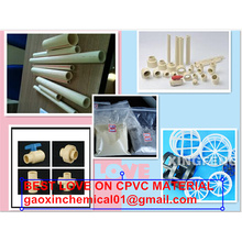 Factory best selling for China Pipes Grade CPVC Compound, Fittings Grade CPVC Compound CPVC Fitting Granules export to Peru Supplier