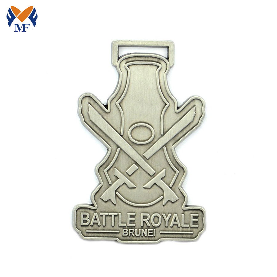Metal Game Medal