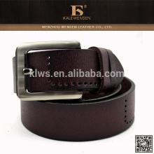 Cinturones de cuero para hombre
