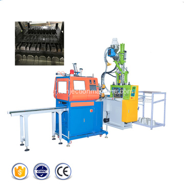 String Seal Hang Ετικέτες Έγχυση Molding Machine