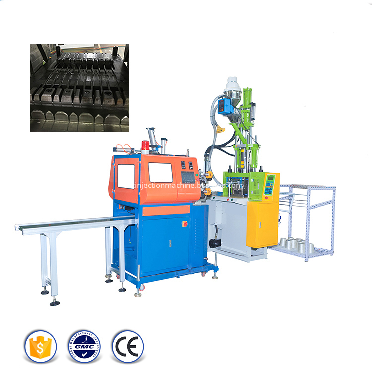 garment injection molding machine