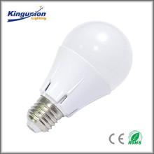 Kingunion alta qualidade melhores vendas! Led bulbo lâmpada, 3w / 5w / 7w, interior