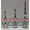 Top qualité en alliage de zinc Nargile fumer pipe shisha narguilé