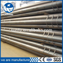 Schedule 20 40 80 120 welded ST37 ST52 steel tube with ISO CE SGS