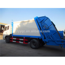 Dongfeng 10 кубических метров компактор мусоровоз, 10000Liter мусоровоз, изготовленный в Китае