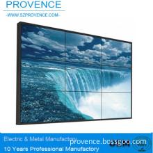 "46"" Ultra Narrow Bezel LCD Video Wall for Dome IP Camera"