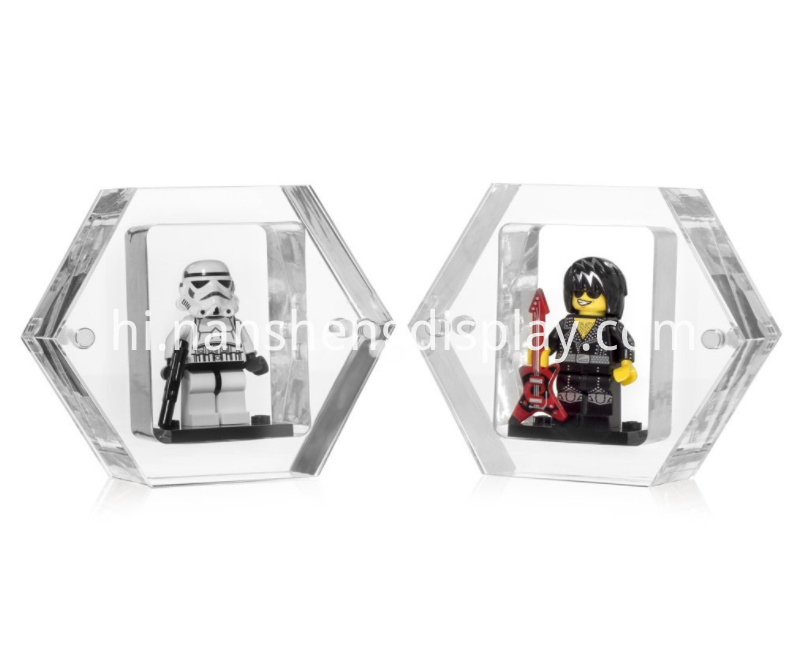 Mini Figure Display Case
