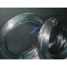 Alambre / alambre de enlace galvanizado de alta calidad (GI) (fábrica)