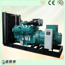 China CUMMINS Engine 625kVA500kw sistemas de generación de energía eléctrica de emergencia