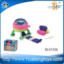 Good quality Cheap DIY wool spinning machine toys for kids for sale DIY Knitting Machine Toys