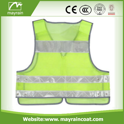 Super Bright Safety Vest