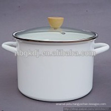 white Enamel High Soup & Stock Pots  white Enamel High Soup & Stock Pots