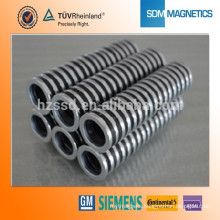 ISO 9001 N52 permanent big round magnets