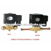 SOLENOID VALVE SV series WITH DIAPHRAGMS SV6