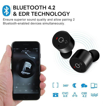 Wireless Earphone Sports Headphones