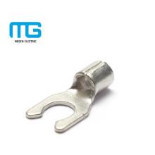 Type de cuivre de différentes tailles de connecteurs de fil de verrouillage de pelle