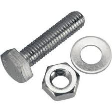 Common Hex Bolt, Hex Nuts with Washers