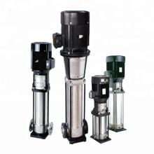 MZDLF4 vertikale mehrstufige Zentrifugalwasserpumpe aus Edelstahl