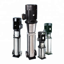 Pompe à eau multiétape verticale en acier inoxydable série MZDLF