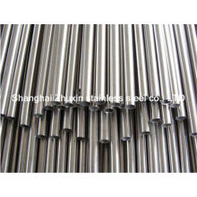 Tp304h Tp304n Round Astm Seamless Stainless Steel Tube Bright Annealed Steel Pipe