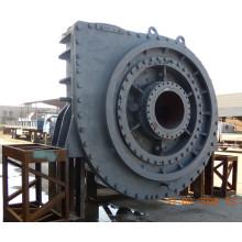 Machine de pompage de sable robuste Pompe de dragage d'aspiration de sable de rivière
