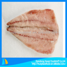frozen cleaned pacific mackerel fillet