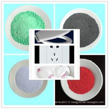 Mélamine Formaldéhyde Moulding Composé (poudre et granulés) A5
