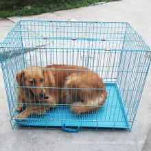 Plegable perro jaula jaula de bajas emisiones de carbono