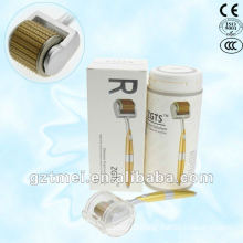 0.2-3.0mm titanium microneedle roller nose enhancer