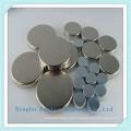 Nickel Plating Cylinder Neodymium Magnet