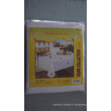 Couvre-table de restaurant 100% polyester DPF