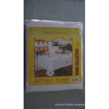 DPF 100%Polyester Restaurant Table Cover