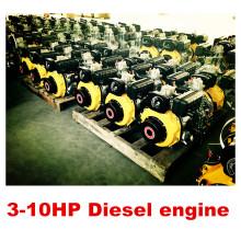 KAIAO Popular Cilindro Único Refrigerado a Ar com Motor Diesel 3.4-10HP VENDA QUENTE!