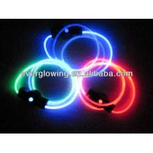 LED cordones que brillan intensamente toda la venta 2017