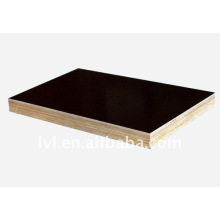Black/Brown Film Faced Plywood Heat Reservation Sex Good