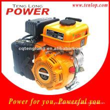 160F gasolina motor usado en la bomba de agua