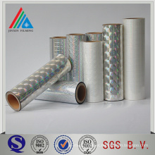 Holographic Laser Film Roll for Flexible Packaging/Printing/Gift-wrap/Lamination/Stickers