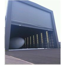 Mega Hangar Large PVC Anti-Wind Stacking Door