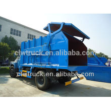 Top Quality Dongfeng 10-12m3 container garbage truck