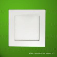 3W 4W 6W 9W 12W 15W 18W 24W Luz cuadrada del panel del LED