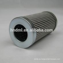 Filtro de aceite hidráulico PI3108SMX10 de 3 micrones, elemento del filtro de aceite hidráulico PI3108SMX10, filtros PI3108SMX10