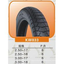 Fournisseur d'or Qingdao fabricant/grossiste/cher / 3 roue pneu / pneu 300-18 et le tube de moto